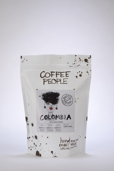 Crema COLOMBIA Macao Huila 1kg