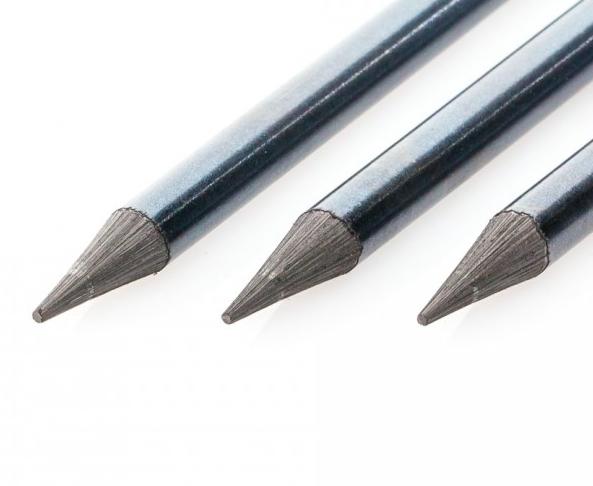 Monolith Graphite pencil Progresso, KOH-I-NOOR, 6B