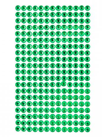 Iseliimuvad kristallid 6mm, 260tk, heleroheline