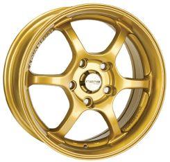 R15X6.5 5X112 ET38 73.1 DW671 GOLD