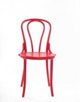 design chair Vienna, red